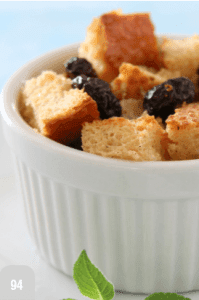 Bread Pudding with Whiskey Sauce | nuwave oven recipe - Desserts -2