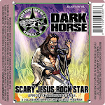 Dark Horse Scary Jesus Rock Star
