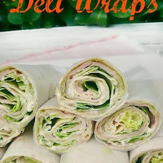 Deli Wraps Recipes.