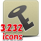 SIS Password Manager (Free) Fingerprint and Backup icon