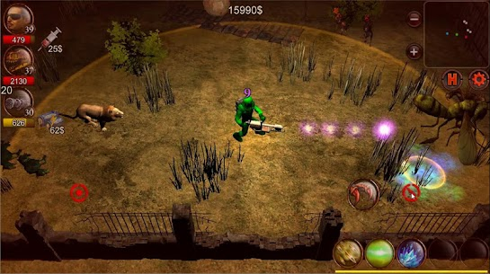 Hero Shooter : Hunter Of Zombie World 4