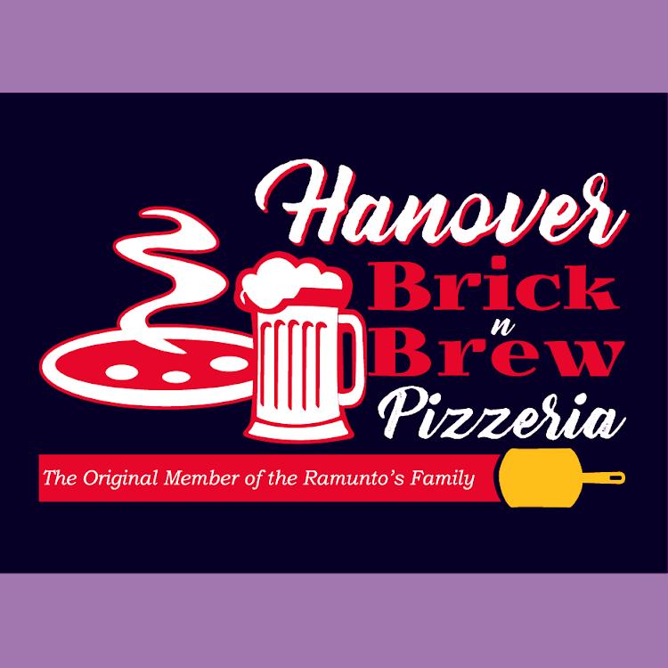 Logo for Hanover Brick and Brew - Ramunto's