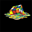 Rubik's Cube Wallpapers HD Theme