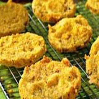 Oven-Fried Green Tomatoes.