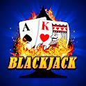 Blazing Bets Blackjack - Free Blackjack Games icon