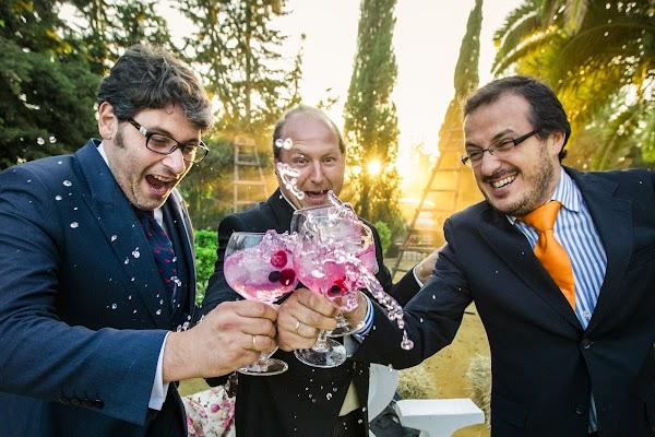 Fotógrafo de bodas Albert Pamies (albertpamies). Foto del 03.10.2017