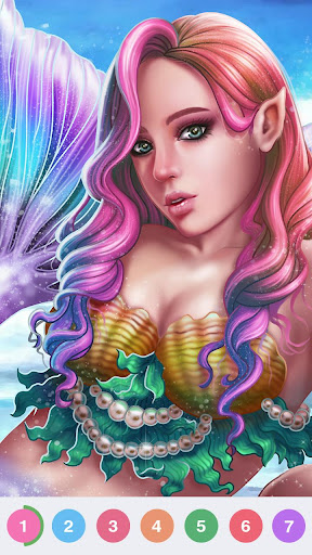Art Coloring - Coloring Book & Color By Number 2.0.0 screenshots 2