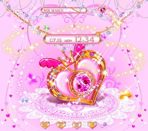 Cute Theme-Magical Heart- 1.0.0 Windows u7528 1