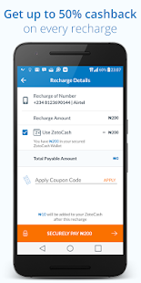 Mobile Recharge- screenshot thumbnail