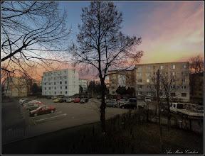 Photo: Turda - Calea Victoriei - parcare in Mr.1 - 2019.03.11