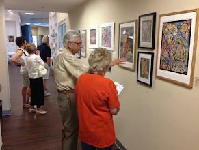 Photo: At the Weissman Delray Community Center 6-21-13