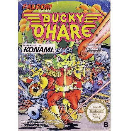 Bucky O' Hare