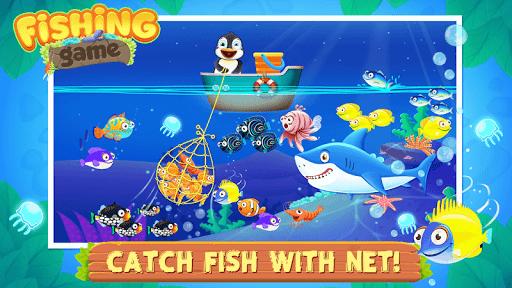 fishing games for kids - hgamey learning game screenshot 3