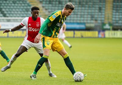 Eredivisie : quadruplé du phénomène Georgios Giakoumakis, Samy Bourard buteur également