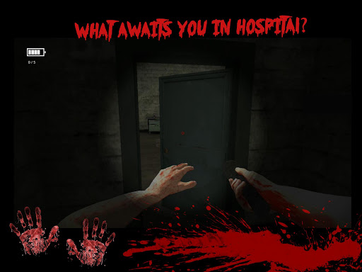 Horror: Fear in Hospital 5.0 APK MOD screenshots 1