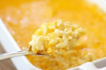 No-Boil Homemade Macaroni and Cheese