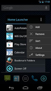 Home Button Launcher 4