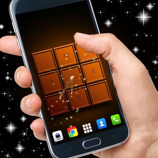 巧克力的动态壁纸 個人化 App LOGO-硬是要APP