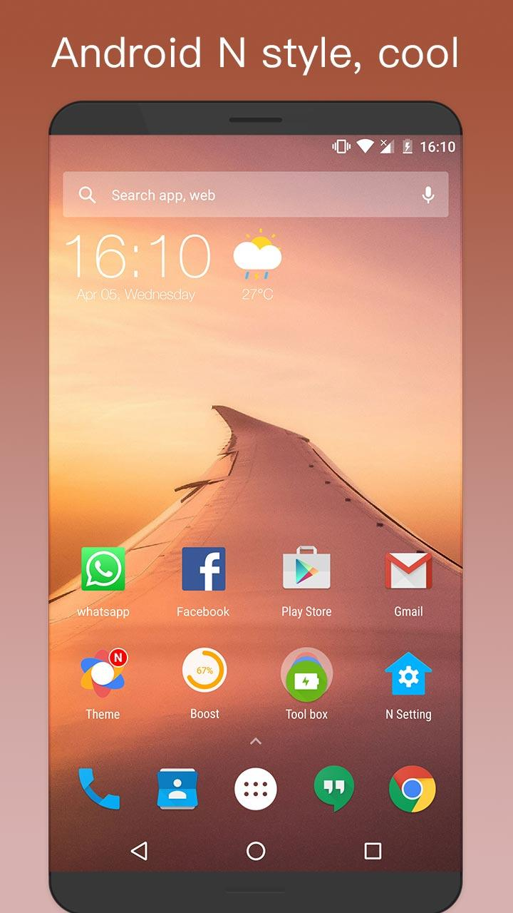 Nice New Launcher in 2019 - NN Launcher APK Cracked Free Download