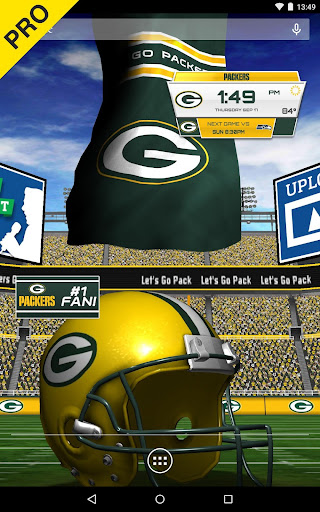 NFL 2015 Live Wallpaper Screenshot 17