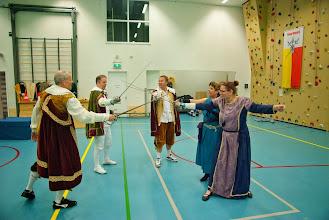 Photo: Generale repetitie - de laatste actie waarbij iedereen samenkomt