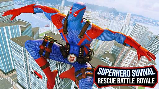 Superhero Survival Rescue : Battle Royale 1.2 screenshots 15