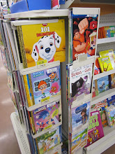 Photo: I love looking at books and this section is my sore spot. I love the Step Into Reading series and I have purchased several of these books for our children.
