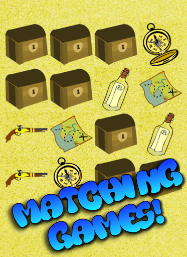 Pirate Games for Kids Free screenshots 2
