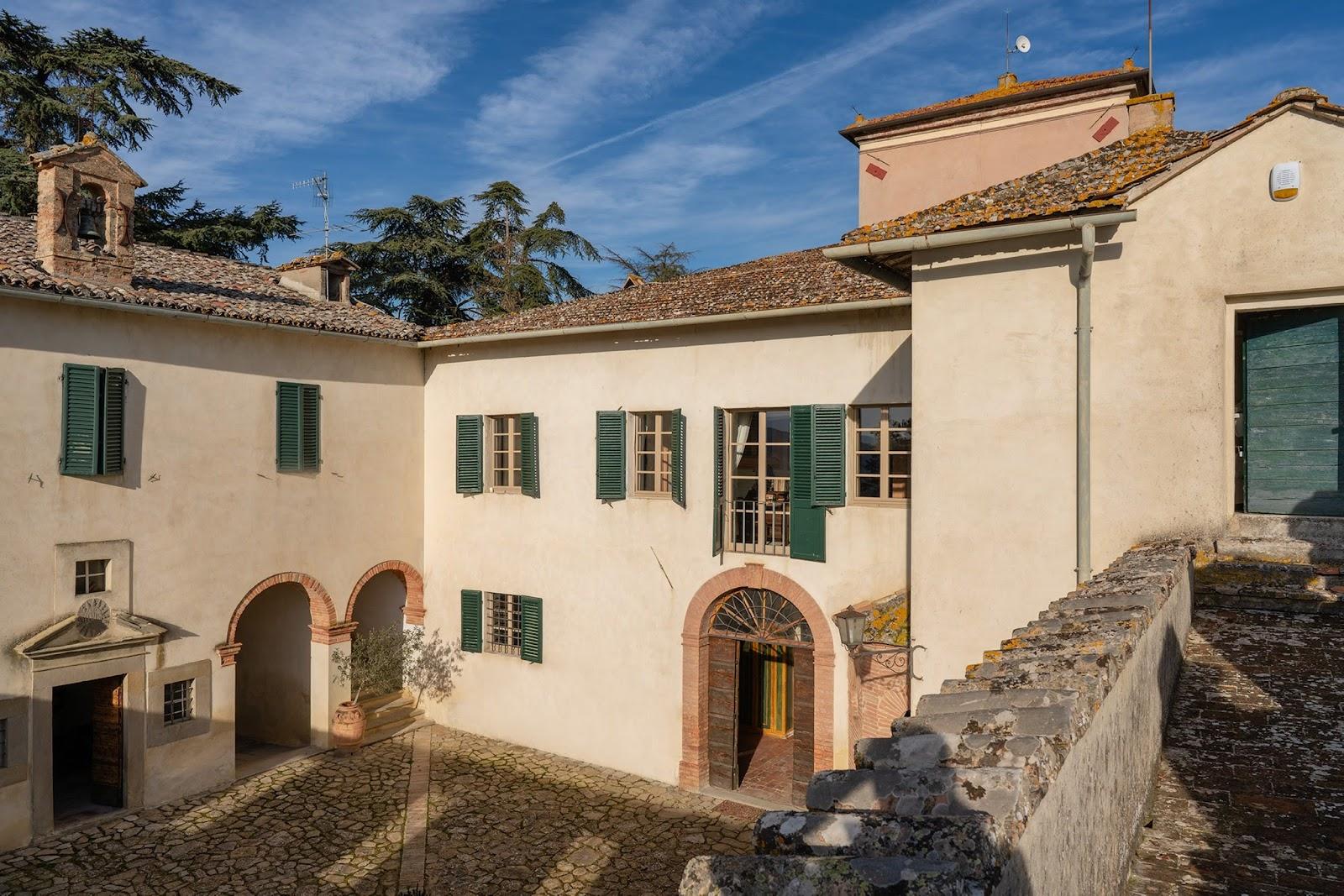 Villa Roscetti_Città di Castello_6