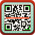 Barcode and QR Scanner icon