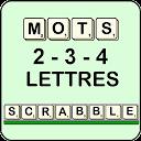 Mots scrabble 2-3-4 lettres APK