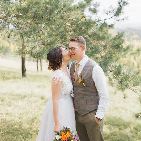 Wedding photographer Irina Seliverstova (waterlillly). Photo of 20.09.2017