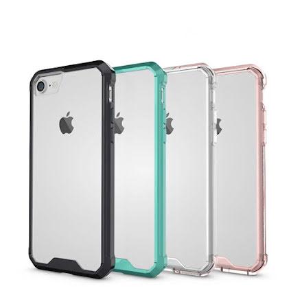Stilrent Hybrid-Skal från LEMAN - iPhone SE 2020