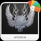 XPERIA Headbanger Theme icon