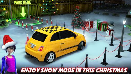 Modern Car Drive Parking 3d Game - TKN Car Games screenshots 7