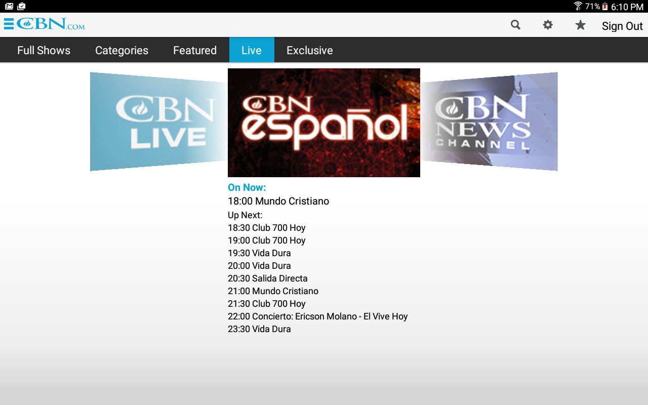 watch cbn android apps on google play