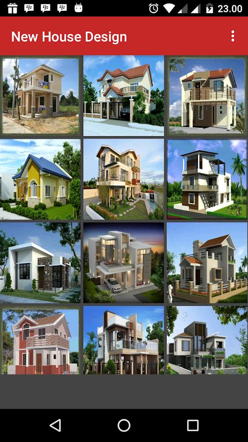 New House Design- screenshot