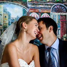 Wedding photographer Aleksandra Svetlova (SandraLucky). Photo of 03.11.2014