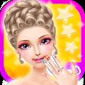 Princess Nail Salon - Fashion Nail Art Design Game