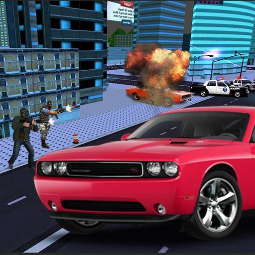 San Andreas street fighting