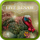 Live Jigsaws - Turkey Trot