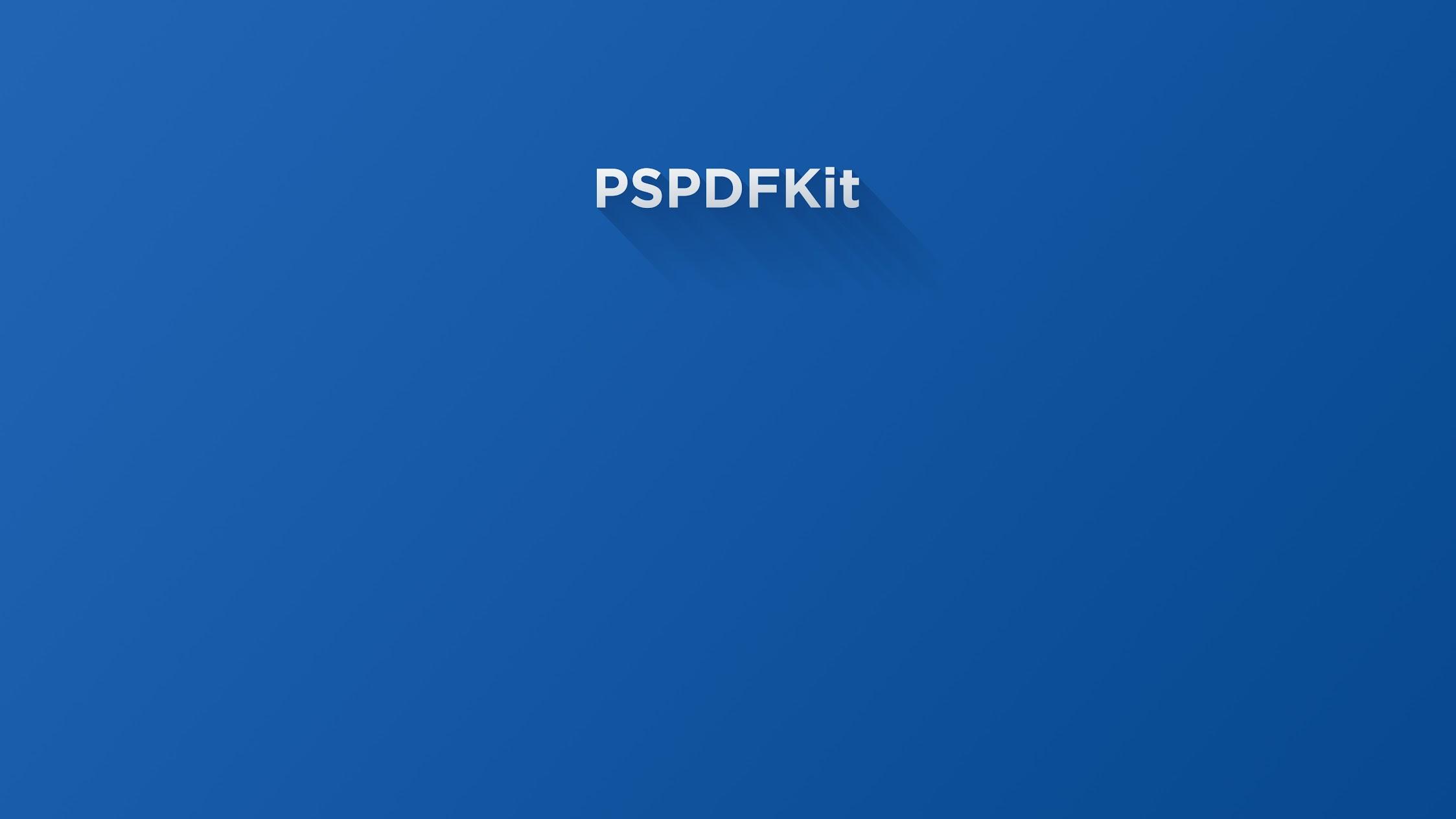 PSPDFKit GmbH