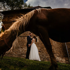 Wedding photographer Jozsa Levente (jozsalevente). Photo of 01.07.2018