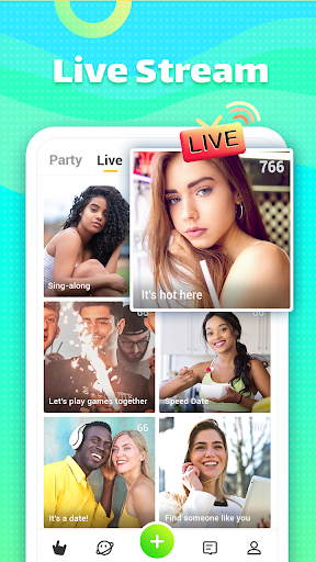 Ola Party - Live, Chat, Game & Party 1.1.5 screenshots 1