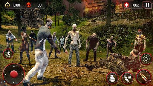 DEAD HUNTING EFFECT:ZOMBIE FREE screenshots 3
