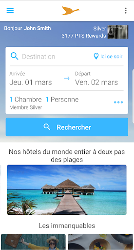 AccorHotels - Hotel booking 7.4 screenshots 8