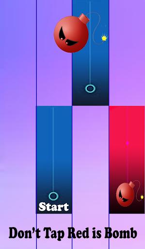 Dj Akimilaku Tik Tok Piano Tiles 8.0 screenshots 5
