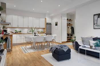 Appartement 5 pièces 92,95 m2