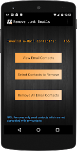 Duplicate Contacts & Utilities Screenshot