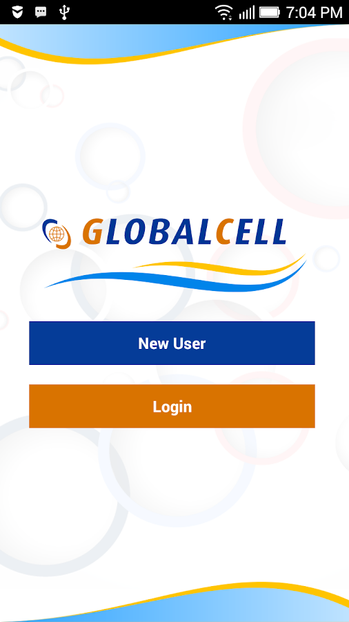 Globalcell- screenshot